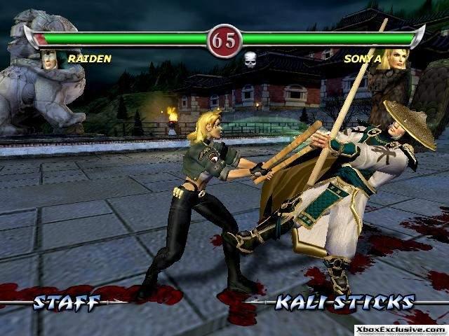 XboxExclusive com - Screens - Mortal Kombat Deadly Alliance